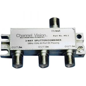 CHANNEL VISION Splitters