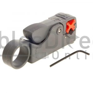 Deluxe Rotary Coax Cable Stripper Cutter Tool