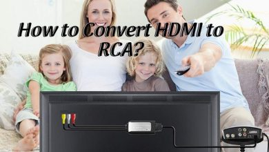 How to Convert HDMI to RCA_