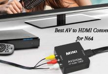 Best AV to HDMI Converter for N64