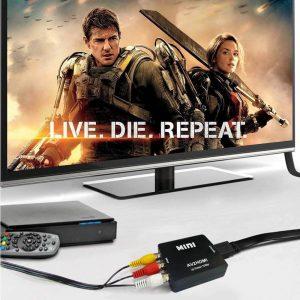 RCA to HDMI, AV to HDMI Converter