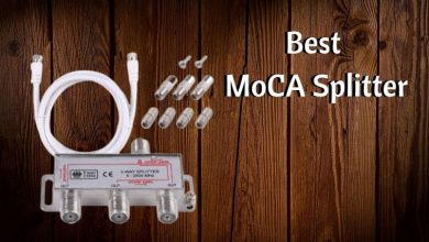 Best MoCA Splitter
