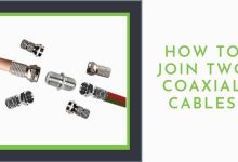 How to join Two Coaxial Cables
