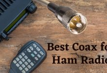 Best Coax for Ham Radio
