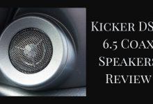Kicker DS65 6.5 Coax Speakers Review