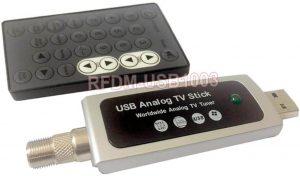 RF Coax to USB Demodulator