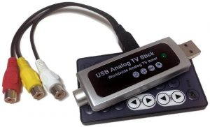 USB Cable TV Tuner