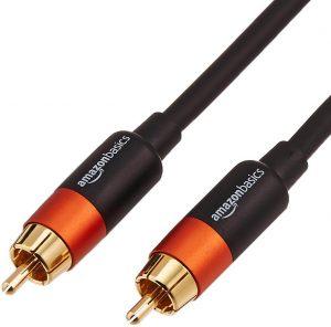 Amazon Basics RCA Cable