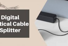 Digital Optical Cable Splitter