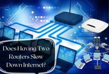 Does Having Two Routers Slow Down Internet