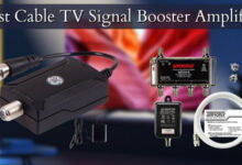 Best Cable TV Signal Booster Amplifier